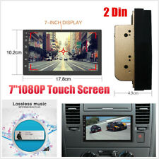 """2Din Android 9.1 7""""1080P Touch Screen RAM 2GB ROM 16GB Car Stereo Radio GPS Wifi"""