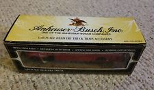 K-LINE 1:48 RED INTERNATIONAL BUDWEISER DELIVERY TRUCK NEW IN PACKAGE