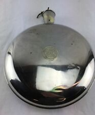 Vintage CELLO Canteen Hot Water Bottle - A.S. Campbell Co.- Boston - Pat.1912
