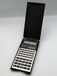 Vintage Casio fx-85N Scientific Calculator Solar Powered Casio Calculator