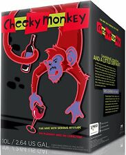 Cheky Monkey Zinfandel-Shiraz California,  World Vineyard Wine Ingredient Kit