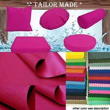 PL06-TAILOR MADE Fuschia Outdoor Waterproof SunUmbrella Patio sofa seat cover