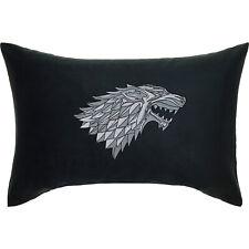 Game of Thrones Kissen Schattenwolf Winter is coming House Stark Wappen Geschenk