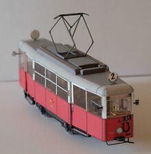 Modelik 10/14 - Strassenbahn Konstal Chorzow / Köningshütte Typ N  1:87 (H0)