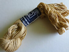 COTTON CLASSIC BY STACY CHARLES 1005 MERCERISED COTTON 108 YDS   GOLD 3253