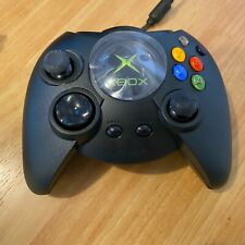 OG Official 'Fat' DUKE Controller for Original Xbox Console & Breakaway Lead!
