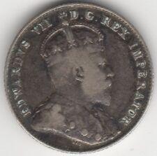 1903 Canada Edward VII argent trois pences | Pennies 2 LB (environ 0.91 kg)