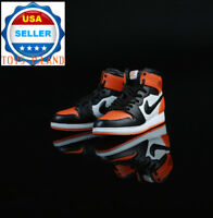 """1/6 Nike Air Style Sneakers Shoes For 12"""" Hot Toys PHICEN Male Figure ❶USA❶"""