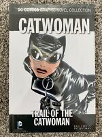 Catwoman TRAIL OF THE CATWOMAN DC Comics Graphic Novel Collection Hardcover NEW