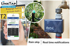 LinkTap Smart Wireless Water Tap Timer Garden Automatic Irrigation Controller