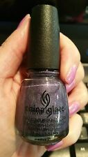 China Glaze Gamer Glam Nail Polish Lacquer - Tronica Holographic Holo Collection