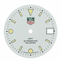 TAG Heuer GMT Professional 200 Meters 28 mm White Watch Dial