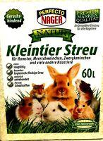 Kleintierstreu 4 x 60l Einstreu 240 L Hobelspäne Späne Streu Sägespäne Holzspäne