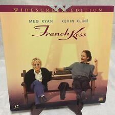 French Kiss Laserdisc Widescreen Meg Ryan