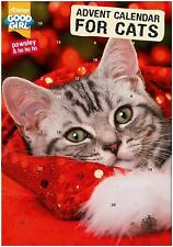 Armitage Good Girl Advent Calendar for Cat with Delicious Scrummy Catnip Treat