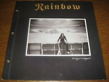 Rainbow-finyl VINILE do-LP, POLYGRAM GERMANY 1986, molto raro, 14 tracks, UNPLAYED!!!