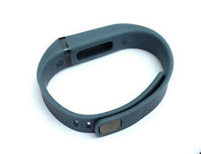 1 Small SLATE for (BlueGray) FitBit FLEX Band Bracelet With Clasps (NO TRACKER)