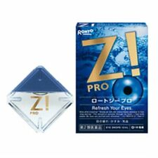 Eye drops lotion Rohto Z! PRO Eyedrops 12ml free shipping
