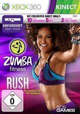Microsoft XBOX 360 Spiel ***** Zumba Fitness Rush 2 (Kinect) ************NEU*NEW