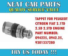 TAPPET per FIAT ULYSSE 2.1 TD 96-99 MPV 9301337280