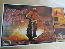 Honda NOS CB 750 Super Cycle Vintage Game BOX Playwell