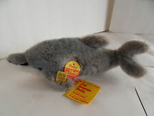 Steiff dolphin all IDs 11 made in Germany 1756