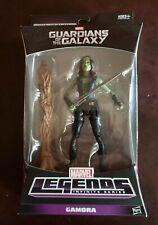 Marvel Legends Series Action Figure Gamora Marvel Hasbro 2013 MIB