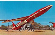 NORTHROP SM-62 SNARK  Airplane Postcard