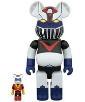 bearbrick BE@RBRICK mazinger Z mazingerZ 400% 100% set new FIGURE medicom toy