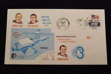 SPACE COVER 1973 PICTORIAL CANCEL SKYLAB 3RD MANNED MISSION DOCKING (3639)