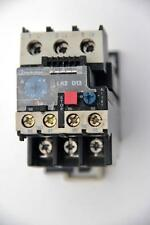 TELEMECANIQUE LR2 D1322 & LA7-D1064 BLOCK MOUNT & OVERLOAD RELAY    #S237