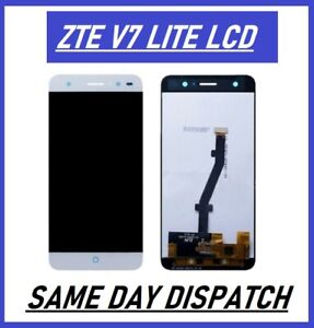 New ZTE Blade V7 Lite Black White LCD Screen - 080800511434