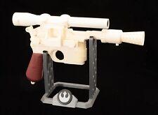 Garf Trader: Han Solo DL-44 Blaster holder display stand Star Wars