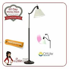 Ott-Lite Natural Daylight Marietta Floor Lamp Ottlite reading light ottlight NEW