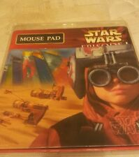 FREE POSTAGE Star Wars Episode 1 Anakin Mouse Pad Not Opened