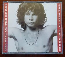 THE BEST OF THE DOORS - Double CD Fatbox-French Import.