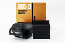 [Near Mint] Nikon DE-3 HP High Eyepoint Prism Finder For Nikon F3 Japan #185522