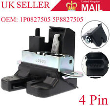For Seat Leon 1P1 Altea 5P1 Tailgate Boot Lock Latch Catch Mechanism Actuator OL
