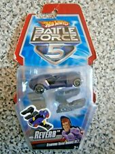 Hot Wheels Battle Force 5 REVERB purple Stanford Isaac Rhodes IV - New