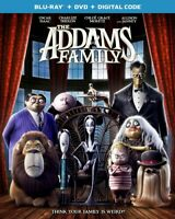 The Addams Family [New Blu-ray] With DVD, Digital Copy