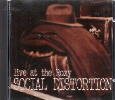 SOCIAL DISTORTION - Live At The Roxy, CD NETHERLANDS 2002