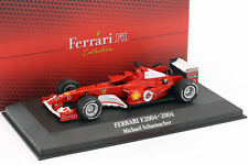 Michael Schumacher Ferrari F2004 #1 World Champion Formula 1 2004 1 43 Atlas