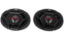 "Pair New JVC CS-DR6930 6""X9"" 3-Way 1000 Watt Car Stereo Speakers"