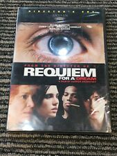 Requiem for a Dream Dvd 2000 Director'S Cut Brand New Sealed Burstyn Leto Wayans