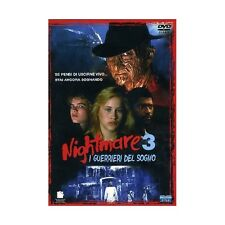 DVD NIGHTMARE 3 I GUERRIERI DEL SOGNO 8031179913749