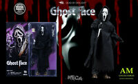 "NECA - SCREAM - GHOST FACE - 8"" CLOTHED ACTION FIGUR - NEU/OVP"