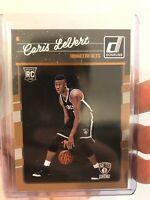 2016-17 Panini Donruss #167 Caris LeVert RC Rookie Card Brooklyn Nets NBA - QTY