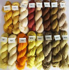Retirement Sale - Paternayan Persian Wool - 4 oz. - Gold shades - $9.99 each