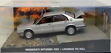 James Bond 007 - Maserati Biturbo 425 - Licence to Kill