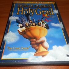 Monty Python and the Holy Grail (DVD 2001, 2-Disc Special Edition) Used